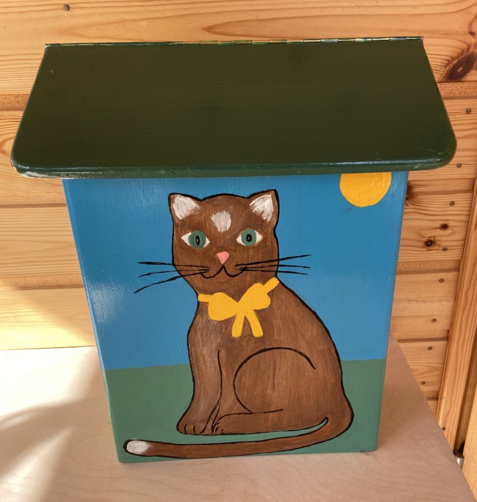 kissapostilaatikko