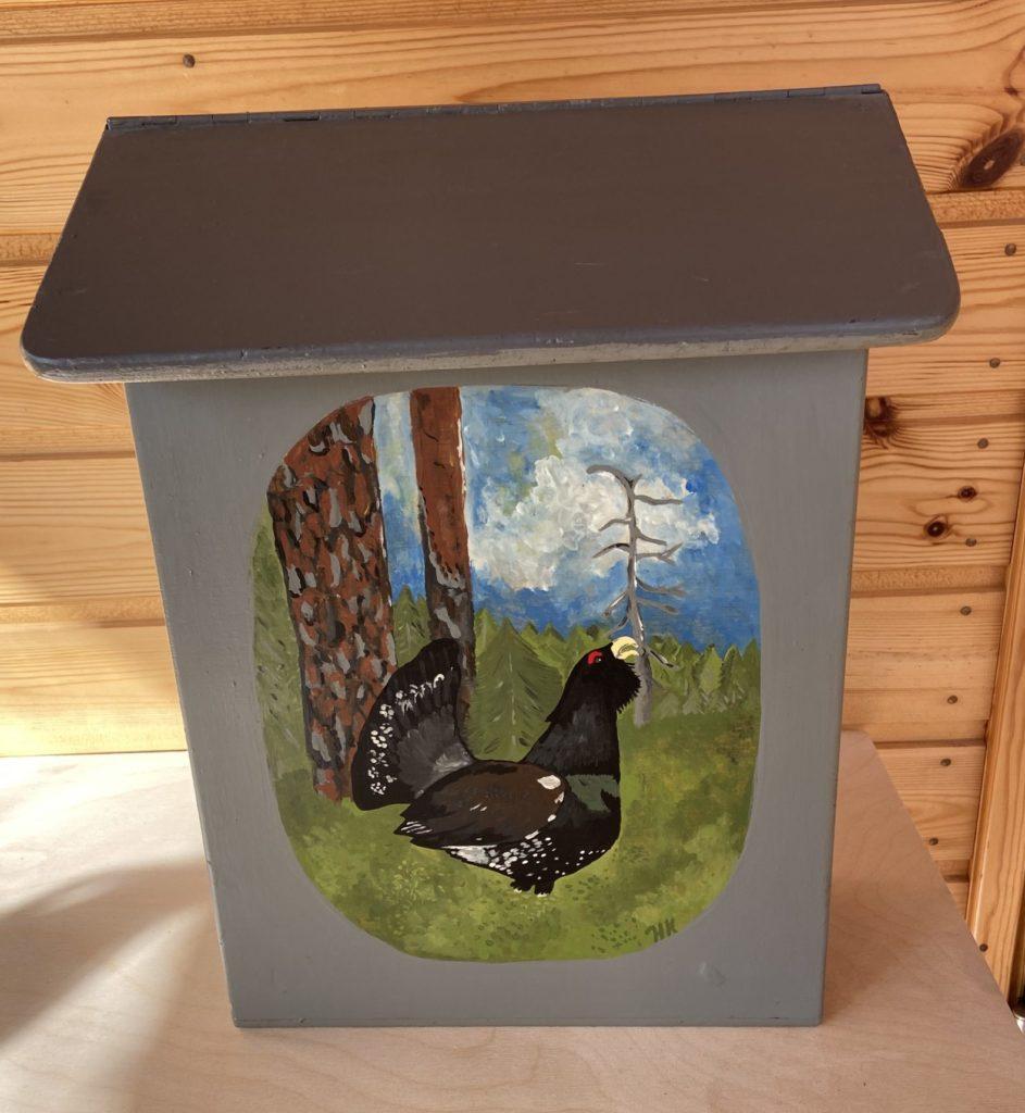 metsopostilaatikko